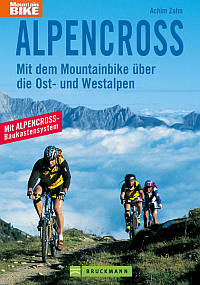 Alpencross, Mountainbike Buch